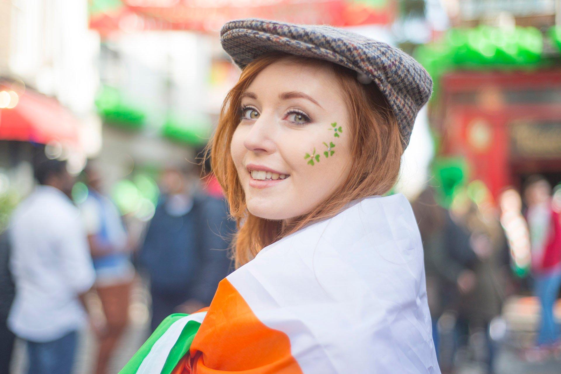 Ireland girl